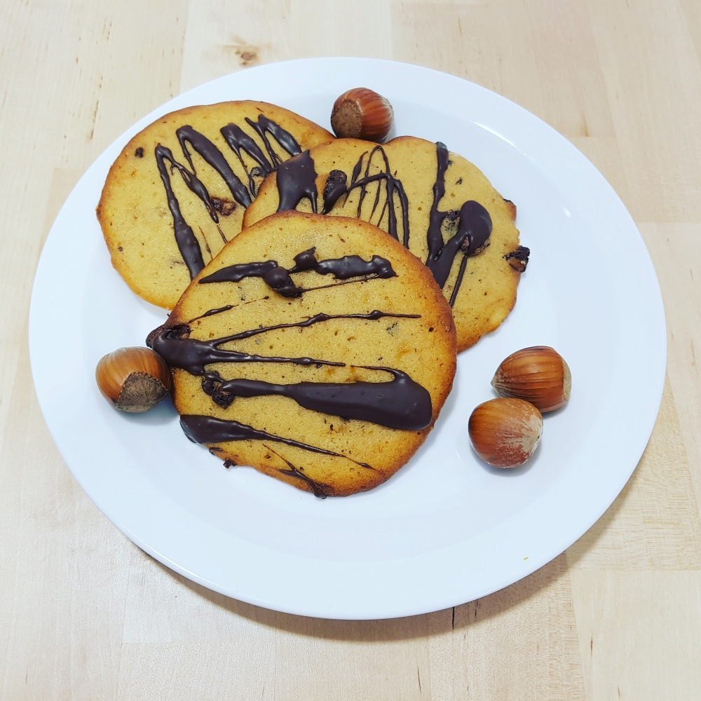 Banoffee-Cookies